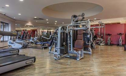 gym health club doubletree by hilton cambridge belfry
